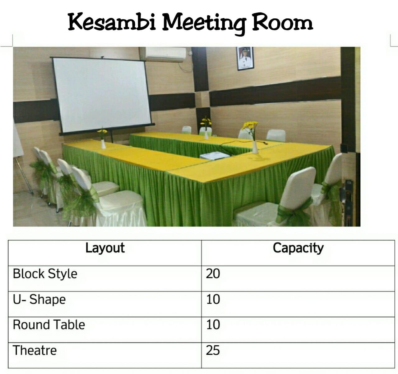 Hotel Kesambi Hijau Semarang 10