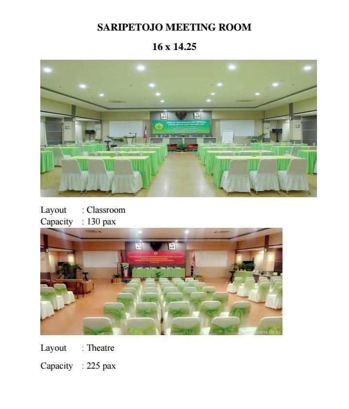 Hotel Kesambi Hijau Semarang 15