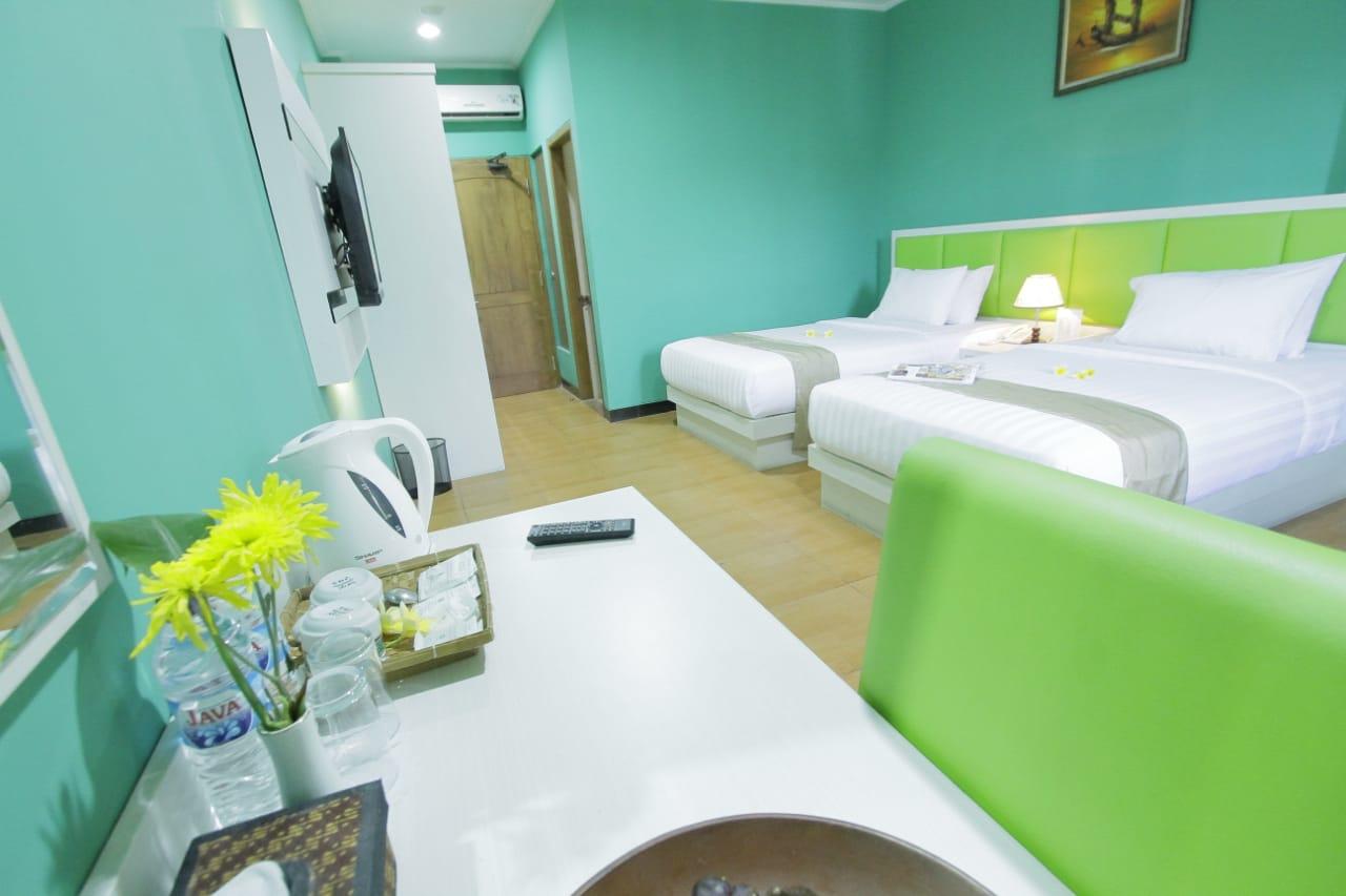 Hotel Kesambi Hijau Semarang 4